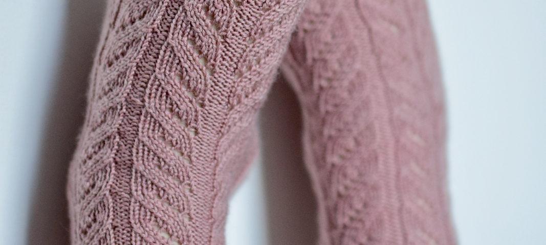 Aura Socks by Zsuzsanna Orthodoxou