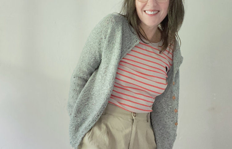 Kate O Cardigan by rosa p.